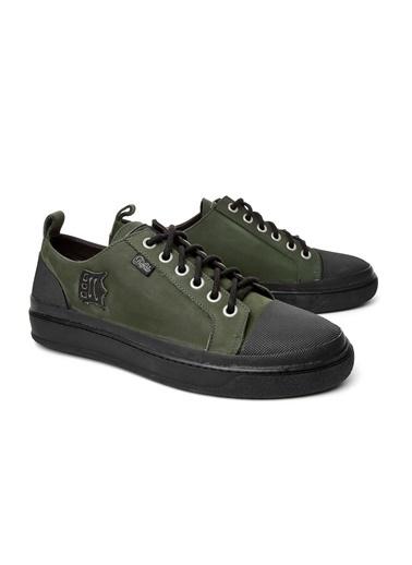 Buffalo Ayakkabı Yeşil